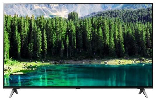 Телевизор LG 49SM8500PLA черный