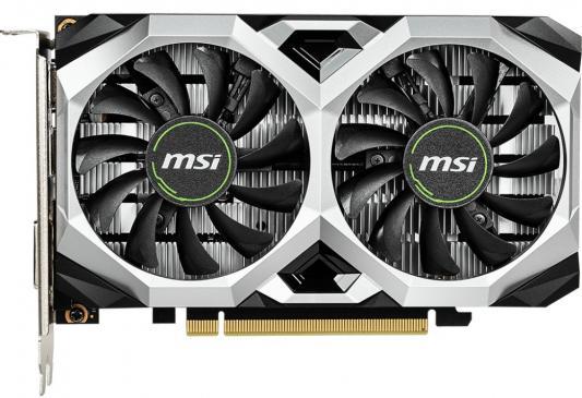 Видеокарта MSI PCI-E GTX 1650 VENTUS XS 4G OC nVidia GeForce GTX 1650 4096Mb 128bit GDDR5 1485/8000 DVIx1/HDMIx1/DPx1/HDCP Ret blaupunkt gtx 542