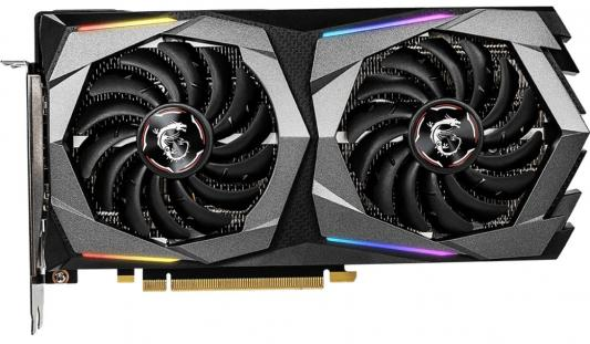 Видеокарта MSI nVidia GeForce RTX 2060 GAMING PCI-E 6144Mb GDDR6 192 Bit Retail