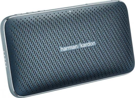 Колонка порт. Harman Kardon Esquire Mini 2 синий 8W 1.0 BT/USB 2200mAh (HKESQUIREMINI2BLU) цена и фото