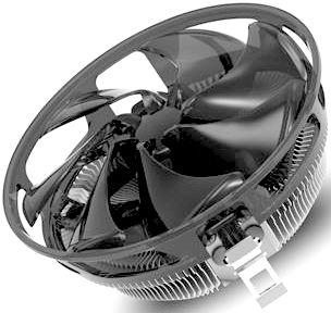 Cooler Master CPU cooler Z70, 95W, Al, 3pin, Full Socket Support (RH-Z70-18FK-R1) кулер cooler master cpu cooler i50 pwm intel 115 84w al 4pin rh i50 20pk r1
