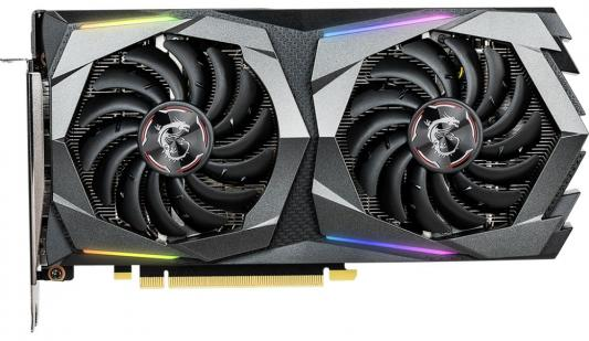 Видеокарта MSI GeForce GTX 1660 GAMING PCI-E 6144Mb GDDR5 192 Bit Retail (GeForce GTX 1660 GAMING 6G) стоимость