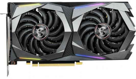 Видеокарта MSI GeForce GTX 1660 Ti GAMING PCI-E 6144Mb GDDR6 192 Bit Retail (GeForce GTX 1660 Ti GAMING 6G) цена