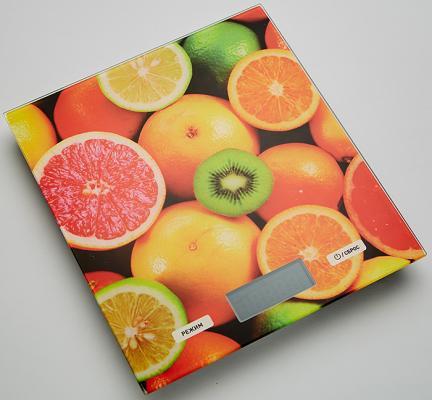 Весы кухонные DELTA КСЕ-52 рисунок Фруктовый микс цена