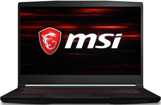 Ноутбук MSI GF63 8RC-621RU i7-8750H (2.2)/8G/1T+128G SSD/15.6FHD IPS/NV GTX1050 4G/noODD/Win10 Black msi gl72m 7rdx black gl72m 7rdx 1488ru