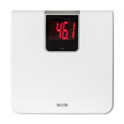 Весы напольные Tanita HD-395 WH белый цена