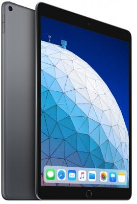 Планшет Apple iPad Air 2019 10.5 256Gb Space Gray Wi-Fi Bluetooth iOS MUUQ2RU/A планшет apple ipad 9 7 128gb space gray wi fi bluetooth ios mr7j2ru a