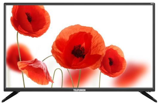 Телевизор Telefunken TF-LED32S88T2 черный цена и фото