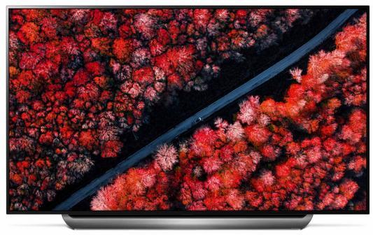 """Телевизор OLED LG 55"""" OLED55C9PLA серебристый/серебристый/Ultra HD/120Hz/DVB-T2/DVB-C/DVB-S2/USB/WiFi/Smart TV (RUS) цена 2017"""