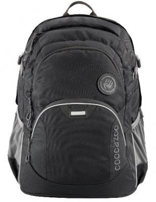 Рюкзак светоотражающие материалы Coocazoo JobJobber2 Watchman 30 л черный