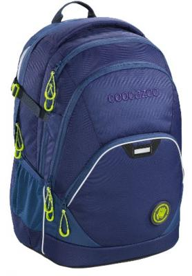 Рюкзак с отделением для ноутбука Coocazoo EvverClevver2 Seaman 30 л синий школьный рюкзак светоотражающие материалы coocazoo jobjobber seaman 30 л синий 00138713