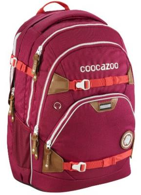 Рюкзак светоотражающие материалы Coocazoo ScaleRale Mixed Melange Bold Berry 30 л бордовый ранец светоотражающие материалы tiger family весна 14 л розовый