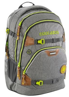 Рюкзак светоотражающие материалы Coocazoo ScaleRale MixedMelange Dark Grey 30 л серый цена и фото