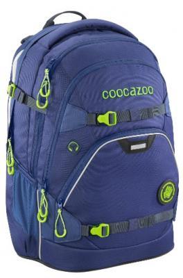 Рюкзак светоотражающие материалы Coocazoo ScaleRale Seaman 30 л темно-синий школьный рюкзак светоотражающие материалы coocazoo carrylarry2 green purple district 30 л синий бирюзовый 00138740