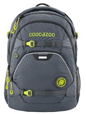 цена Рюкзак светоотражающие материалы Coocazoo ScaleRale Shadowman 30 л темно-серый онлайн в 2017 году