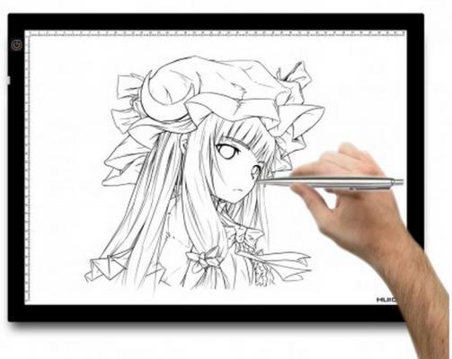 Картинка для Графический планшет Huion A3 USB
