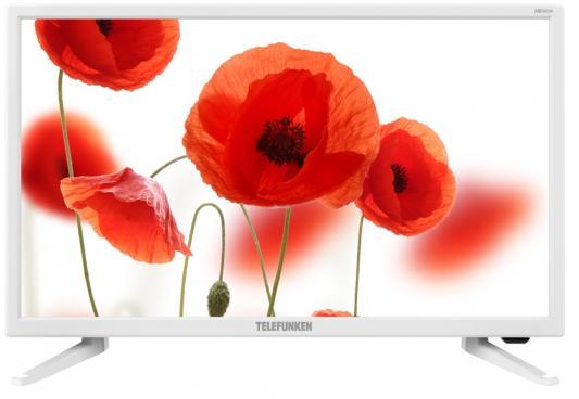 Фото - Телевизор Telefunken TF-LED24S52T2 белый телевизор