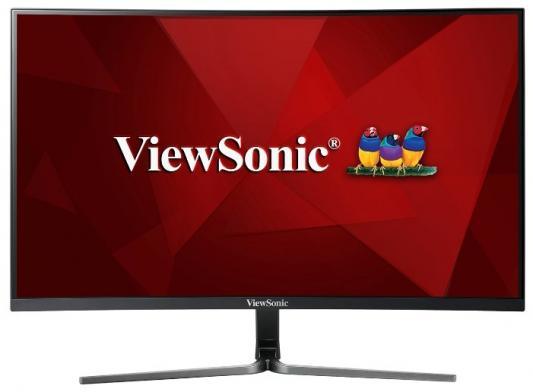 Монитор 31.5 ViewSonic VX3258-2KC-MHD Black CURVED,VA, 2560x1440, 5ms, 144Hz, 250 cd/m2, 3000:1 (DCR 80M:1), HDMI*2, DP*2, 2.5Wx2, Headph.Out
