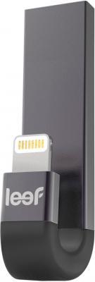 Флешка 32Gb Leef iBridge 3 USB 3.1 Lightning черный LIB3CAKK032R1 цена