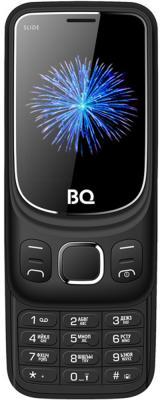 Мобильный телефон BQ BQ-2435 Slide черный