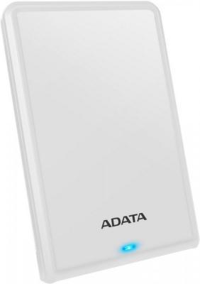 Фото - Внешний жесткий диск 2TB A-DATA HV620S, 2,5 , USB 3.1, Slim, белый жесткий диск a data usb 3 0 2tb ahv300 2tu31 crd hv300 2 5 красный