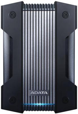 """Внешний жесткий диск 2TB A-DATA HD830, 2,5"""" , USB 3.1, противоударный, водонепроницаемый, черный"""