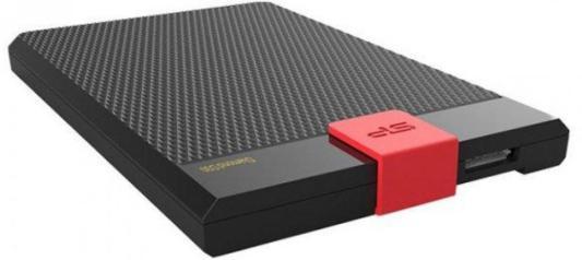 Фото - Внешний жесткий диск 1TB Silicon Power Diamond D30, 2.5, USB 3.1, Slim, Черный жесткий диск