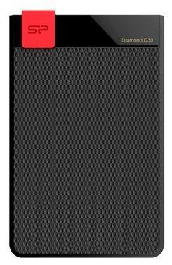 Фото - Внешний жесткий диск 2TB Silicon Power Diamond D30, 2.5, USB 3.1, Черный фоторамка самый лучший внук цвет голубой 22 5 х 17 5 см 1069501