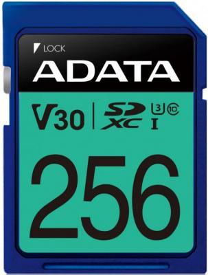 Флеш карта SD 256GB A-DATA Premier Pro SDXC Class 10 UHS-I U3 V30S 95/60 MB/s цены