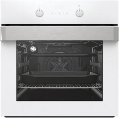 Электрический шкаф Gorenje BO737OR белый/нержавеющая сталь