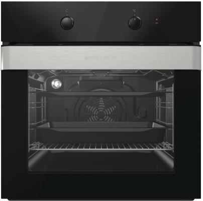 Духовой шкаф Электрический Gorenje BO717ORAB черный/нержавеющая сталь духовой шкаф электрический gorenje bo635e20b 2 черный