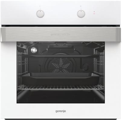 Духовой шкаф Электрический Gorenje BO717ORAW белый/нержавеющая сталь электрический духовой шкаф gorenje bcs547oraw белый bcs547oraw