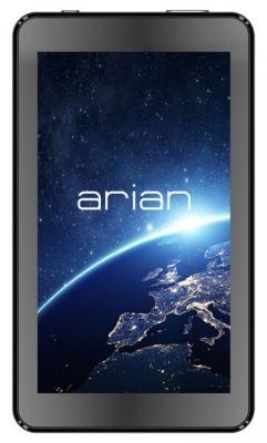 Планшет Arian Space 70 RK3126 (1.2) 4C/RAM512Mb/ROM8Gb 7 TN 1024x600/Android 5.1/черный/0.3Mpix/BT/WiFi/Touch/microSD 64Gb/minUSB/2000mAh планшет