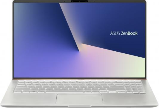 "Ноутбук Asus Zenbook UX533FD-A8140T Core i7 8565U/16Gb/SSD1Tb/nVidia GeForce GTX 1050 MAX Q 2Gb/15.6""/FHD (1920x1080)/Windows 10/silver/WiFi/BT/Cam все цены"
