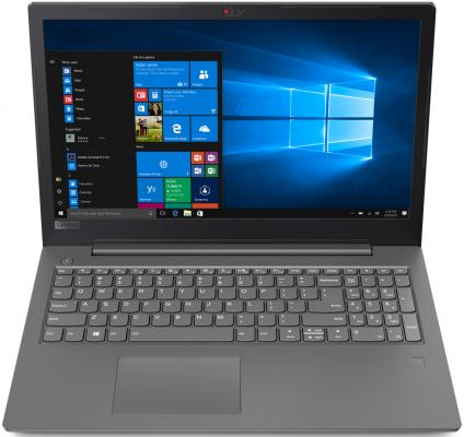 Ноутбук Lenovo V330-15IKB Core i5 8250U/4Gb/SSD256Gb/DVD-RW/Intel UHD Graphics 620/15.6/TN/FHD (1920x1080)/Windows 10 Home/dk.grey/WiFi/BT/Cam ноутбук hp probook 430 g5 core i5 8250u 8gb ssd256gb intel hd graphics 620 13 3 uwva fhd 1920x1080 windows 10 home silver wifi bt cam