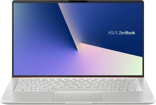 Ноутбук Asus Zenbook UX333FN-A3105T Core i5 8265U/8Gb/SSD256Gb/nVidia GeForce Mx150 2Gb/13.3/FHD (1920x1080)/Windows 10/silver/WiFi/BT/Cam/Bag ноутбук asus zenbook 13 ux331fn eg003t core i5 8265u 1 6 8gb 256gb ssd 13 3 fhd ips geforce mx150 2gb win 10 home slate grey