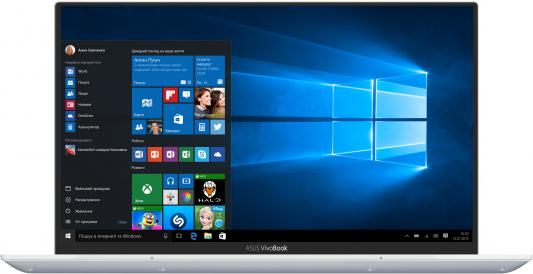 Ноутбук Asus VivoBook S330FN-EY007T Core i3 8145U/4Gb/SSD256Gb/nVidia GeForce Mx150 2Gb/13.3/FHD (1920x1080)/Windows 10/silver/WiFi/BT/Cam ноутбук asus k541uv dm1488t core i3 7100u 6gb 1tb nvidia geforce 920mx 2gb 15 6 fhd 1920x1080 windows 10 black wifi bt cam