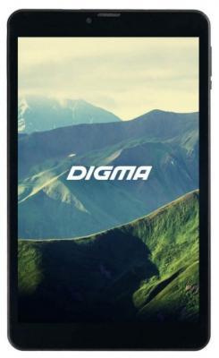 Планшет Digma Plane 8550S 4G SC9832E (1.4) 4C/RAM1Gb/ROM8Gb 8 IPS 1280x800/3G/4G/Android 8.1/графит/черный/2Mpix/0.3Mpix/BT/GPS/WiFi/Touch/microSD 128Gb/minUSB/4000mAh планшет digma citi 8531 3g 8 гб графит черный