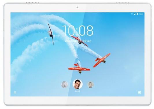 Планшет Lenovo Tab M10 TB-X605L 10.1 32Gb White Wi-Fi 3G Bluetooth LTE Android ZA490099RU планшет