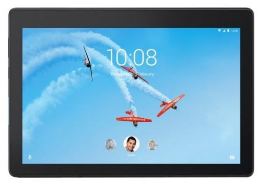 Планшет Lenovo Tab E10 TB-X104L 10.1 16Gb Black Wi-Fi 3G LTE Bluetooth Android ZA4C0026RU планшет