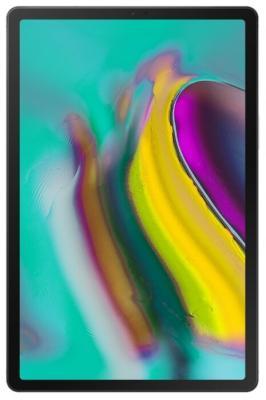 Планшет Samsung Galaxy Tab S5e 10.5 64Gb Silver Wi-Fi 3G Bluetooth LTE Android SM-T725NZSASER планшет samsung sm t835 galaxy tab s4 10 5 64gb lte black sm t835nzkaser qualcomm snapdragon 835 2 35 ghz 4096mb 64gb lte wi fi bluetooth cam 10 5 2560x1600 android