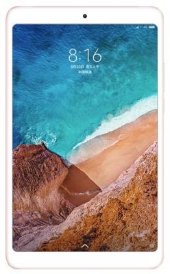 Планшет Xiaomi Mi Pad 4 Snapdragon 660 (2.2) 4C/RAM4Gb/ROM64Gb 8 IPS 1920x1200/Android 8.1/золотистый/13Mpix/5Mpix/BT/WiFi/Touch/microSD/6000mAh