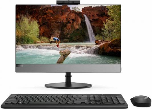 Моноблок Lenovo V530-22ICB 21.5 Full HD PG G5400T (3.1)/4Gb/500Gb 7.2k/UHDG 610/DVDRW/CR/noOS/GbitEth/WiFi/BT/90W/клавиатура/мышь/Cam/черный 1920x1080 моноблок lenovo v410z 21 5 full hd i3 7100t 3 4 4gb 500gb 7 2k hdg630 dvdrw cr noos gbiteth wifi bt клавиатура мышь cam белый 1920x1080