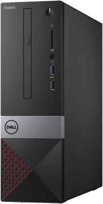 ПК Dell Vostro 3470 SFF i5 8400 (2.8)/8Gb/SSD256Gb/UHDG 630/DVDRW/CR/Linux Ubuntu/GbitEth/WiFi/BT/клавиатура/мышь/черный цены