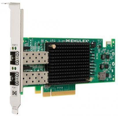 цена на Адаптер Lenovo 01CV840 Emulex 16Gb FC Dual-port HBA