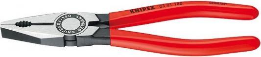 Плоскогубцы KNIPEX KN-0301200 200мм 60 HRC плоскогубцы knipex kn 0206225