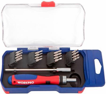 Набор отверток WORKPRO W021181 18 предметов цены