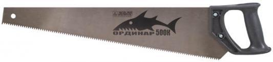 Ножовка по дереву FIT 40655 400мм, средний зуб плиткорез fit эконом 400мм 16004