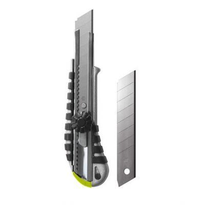 Нож с сегментным лезвием стальной ARMERO AR11/183 18мм e3s ar31 e3s ar71 e3s ar72 e3s ar11 sensor