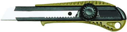 цена на Нож SKRAB 26724 металлические направляющие с выдвижным лезвием усиленный 18мм
